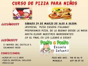 CURSO pizza