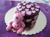 Minicake Osito