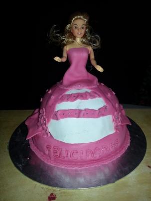 Tarta Princesa