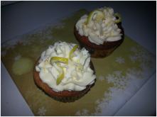 Cupcake limón