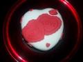 Mini cake San Valentín